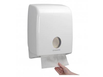 KIMBERLY CLARK AQUARIUS_Zásobník na skládané papírové ručníky