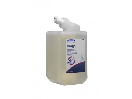 Kimberly-Clark Kleenex Kimcare 1L klasické tekuté mýdlo čiré, 6333