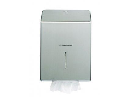 KIMBERLY-CLARK PROFESSIONAL* Zásobník na papírové ručníky - nerez(3A,B)