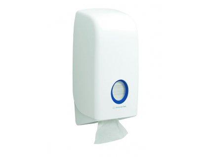 Kimberly-Clark Aquarius dávkovač na skládaný toaletní papír, 6946