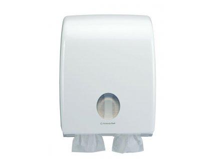 Kimberly Clark 6990 Aquarius dávkovač na skládaný toaletní papír