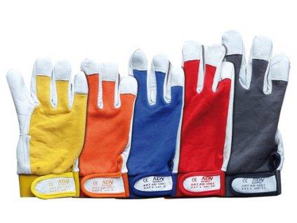 Pracovni rukavice DORO vel. 8 9 10 11
