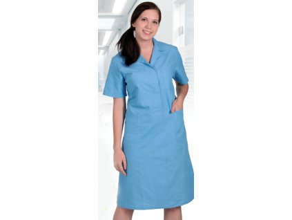 0016 Dámské šaty sesterské (Barva bílá, Velikost 64)
