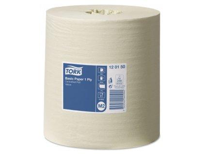 Tork Basic papírová utěrka 1vrstvá