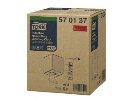 Tork Heavy-Duty průmyslová čisticí utěrka