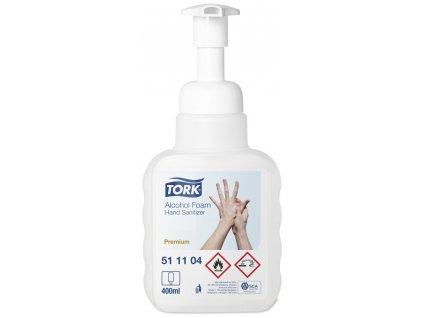Tork Alcohol pěnový dezinfekční prostředek s pumpičkou