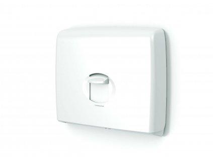 AQUARIUS-dávkovač ochranných podložek na sedátka toalet