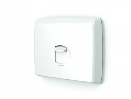 Kimberly-Clark Aquarius dávkovač ochranných podložek na sedátka toalet, 6957