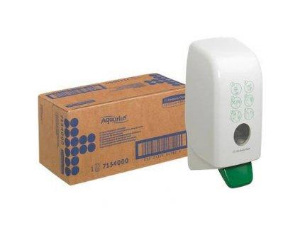 Kimberly-Clark Aquarius 7134 dávkovač na krém - kazeta bílá 1L