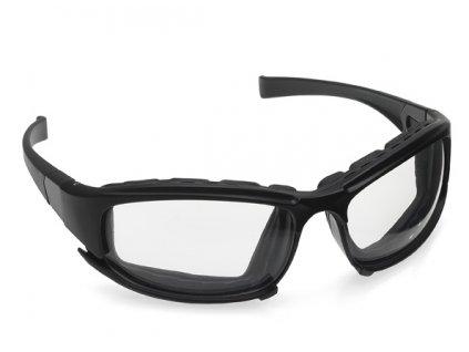 Jackson Safety V50 - uzavřené ochranné brýle před zamlžením čiré