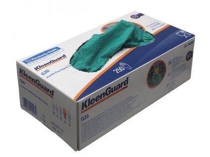 KLEENGUARD G 20 nitrilové jednorázové rukavice