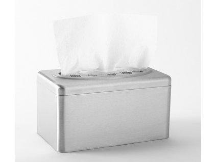 Kimberly-Clark PROFESSIONAL kovový kryt krabice na ručníky (nerezová ocel)