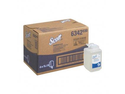 Kimberly-Clark Kimcare 1L luxusní pěnové mýdlo na ruce pro časté použití, 6342
