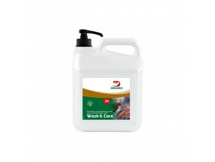 Dreumex Wash&Care 2in1, mycí pasta na ruce s krémem + pumpa, 3L
