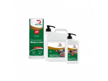 DREUMEX Wash&Care 3l + pumpa mycí pasta na ruce s krémem