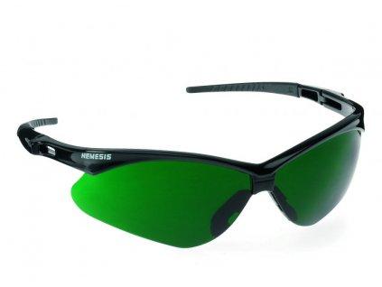 JACKSON SAFETY* V30 NEMESIS Ochranné brýle - IRUV 3.0 a 5.0
