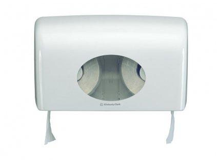 AQUARIUS* Twin dávkovač na toaletní papír v malé roli