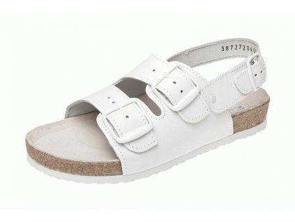 REGA zdravotní sandál nižší s páskem