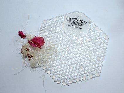FRE PRO sítko oboustranné WAWE 3D do pisoáru vůně med bylinky