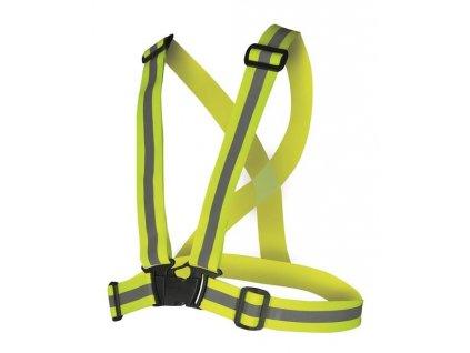 Kříž hi-viz žlutý REF701