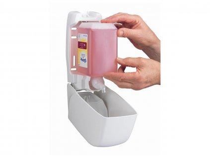 NOVINKA-Kleenex® JOY luxusní pěnové mýdlo na ruce