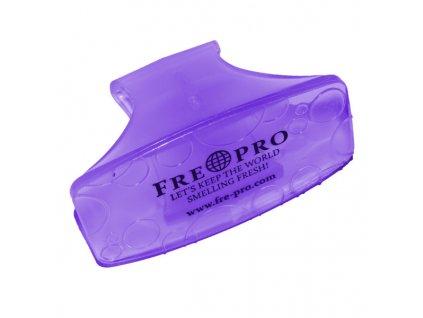 Vonná závěska Bowl Clip na WC Fabulous Lavender, fialová
