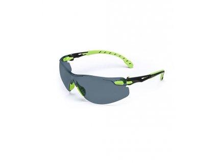 3M Solus Scotch zeleno černé brýle černé kouřové