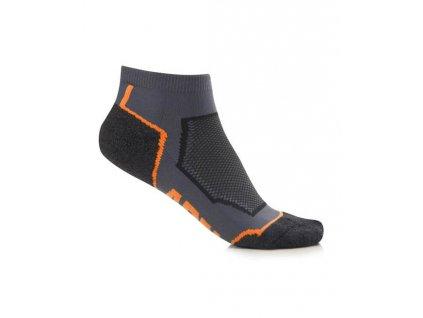 Ponožky ADN orange