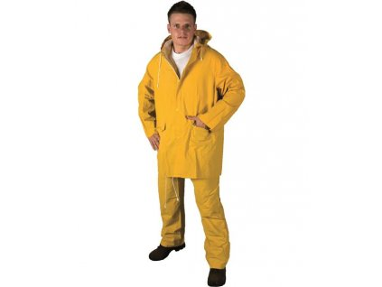 Oblek HUGO žlutý