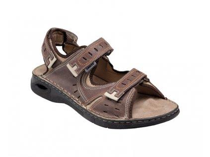 panska obuv n 158 32 59 hneda