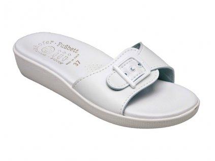 SI 03D Dámský pantofel Bianco bílá