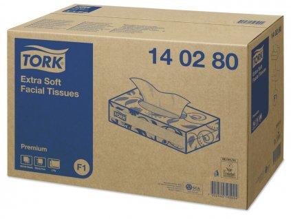 Tork 140280 extra jemné papírové kapesníky do zásobníku