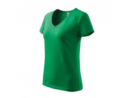 Tričko TOP dámské (Barva mátová, Velikost XXL)