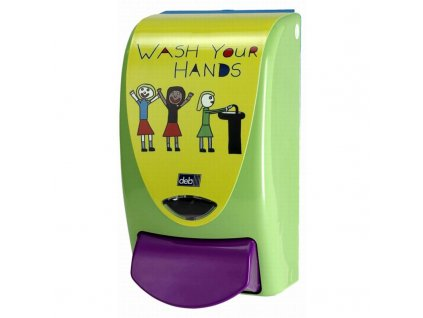 WYH1LDS ProLine Kids Wash Hands Soap Dispenser