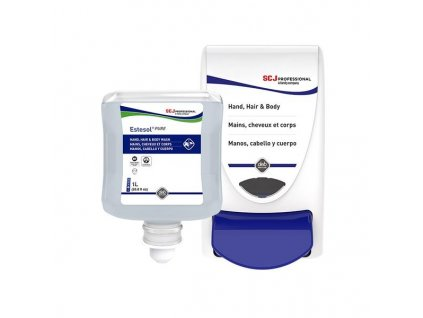 refresh hair body 1l deb stoko