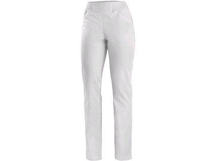Canis Dámské kalhoty CXS IRIS bílé
