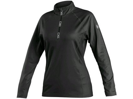 Canis Mikina / tričko CXS MALONE, dámská, černá