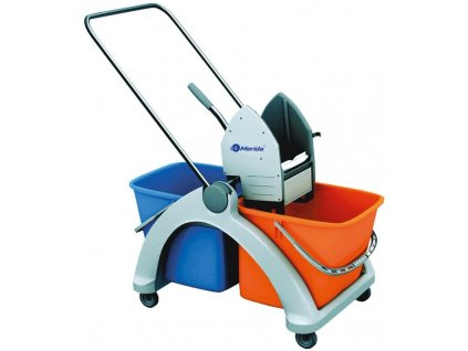 Merida Úklidový vozík Roll-Mop s plastovou konstrukcí
