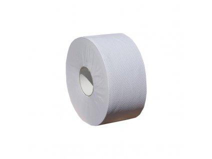 Merida Toaletní papír OPTIMUM, 19 cm, 140 m, 2 vrstvý, super bílý, (12rolí/balení)