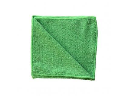 Merida Utěrka z mikrovlákna ECONOMY, zelená, 35x35 cm
