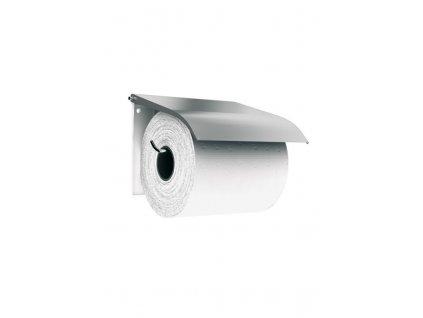 Merida Zásobník na toaletní papír klasický,matný nerez