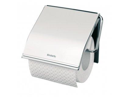 Merida Zásobník na toaletní papír klasický,chrom,lesk