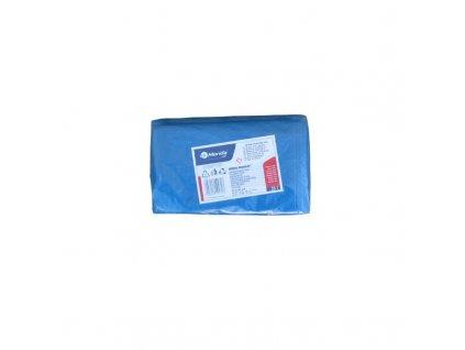 Merida Sáčky na odpadky LDPE, 25 mi,50x60cm,35 l,modré 50 ks/b