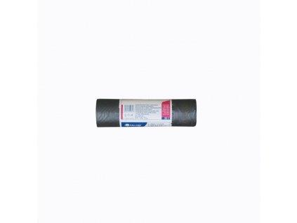 Merida Zatahovací sáčky na odpadky MDPE,19 mi, 53x60 cm, 1- vrstvé,35 l, 20 ks/b