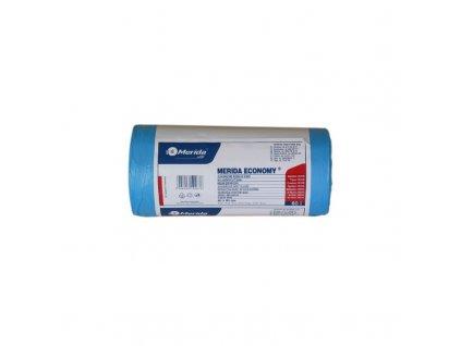 Merida Sáčky na odpadky MDP 6 mi, 60x90cm,70 l,modré 50 ks/b