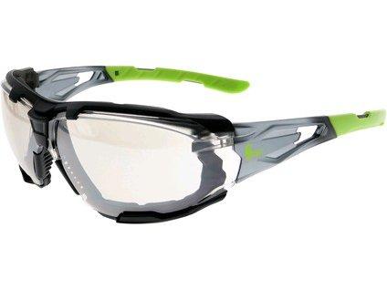 Canis Brýle CXS-OPSIS TIEVA, I/O zorník, černo - zelené