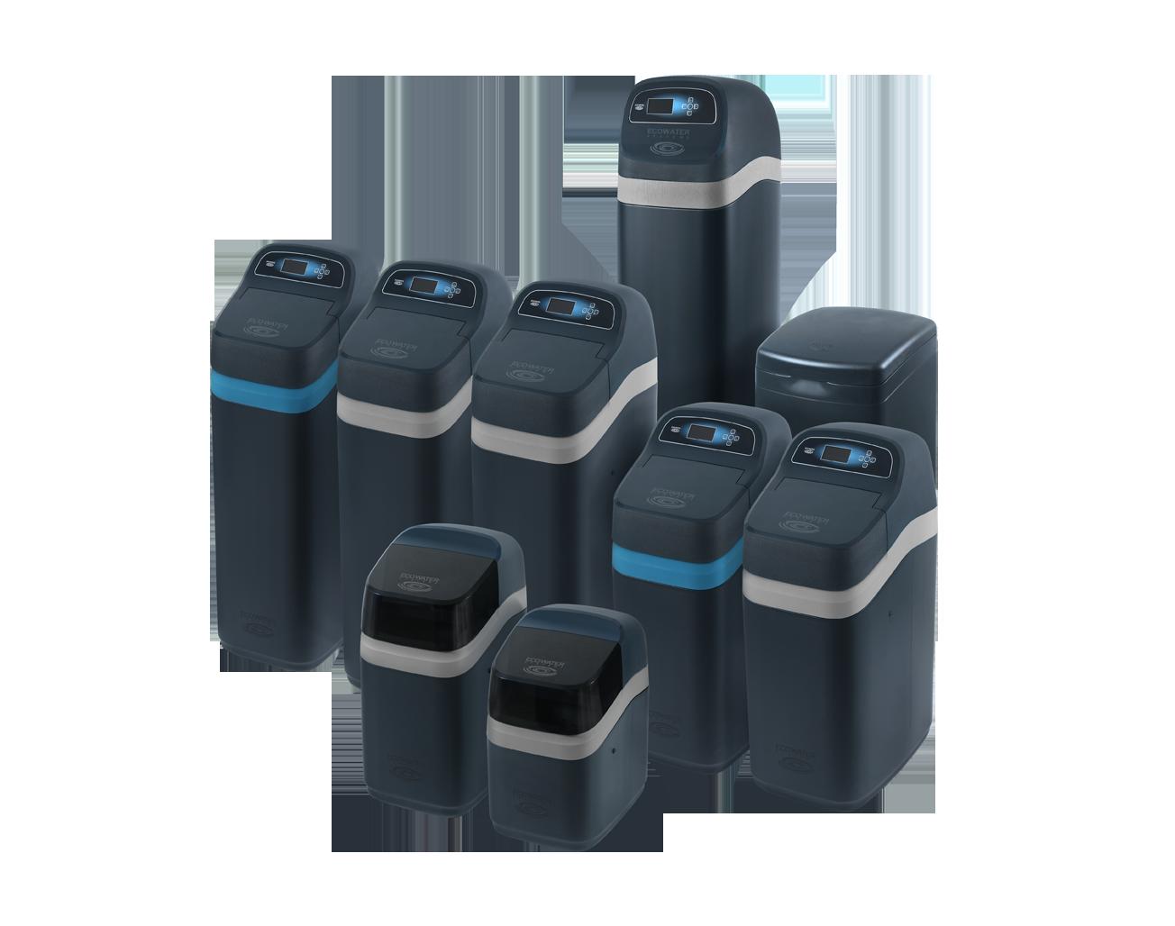 změkčovače vody a úpravny vody eVolution