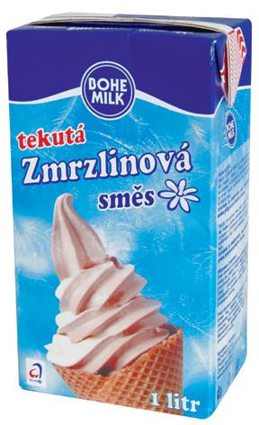 UHT Zmrzliny