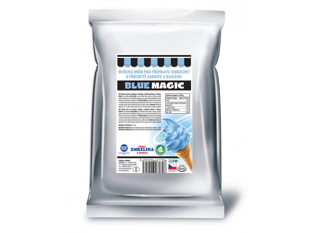 Blue Magic 2 kg