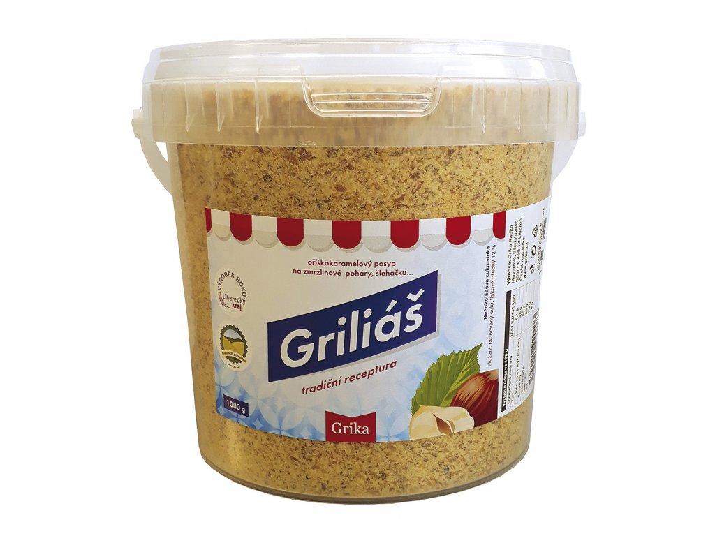 Griliáš